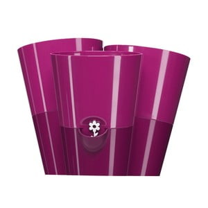 Kvetináč Fresh Herbs Trio Pink
