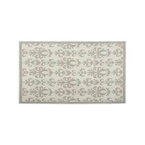 Bavlnený koberec Baroco 60x90 cm, krémový