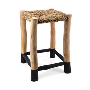 Drevená stolička s ratanovým sedadlom Moycor Marsella