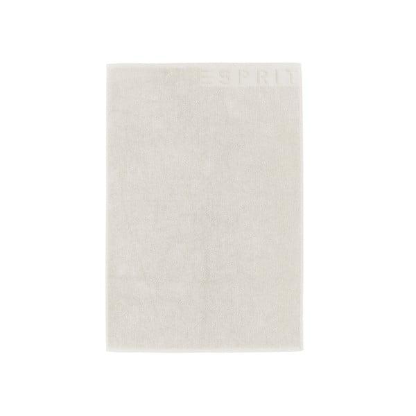 Kúpeľňová predložka Esprit Solid 60x90 cm, krémová
