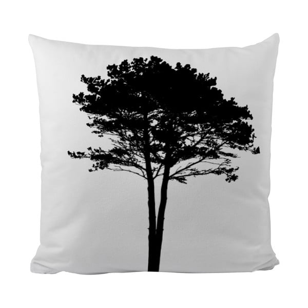 Vankúšik Black Shake Tree Top, 50x50 cm