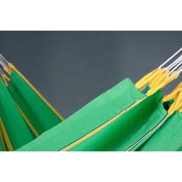 Hojdacia sieť Currambera pre jedného, zelená
