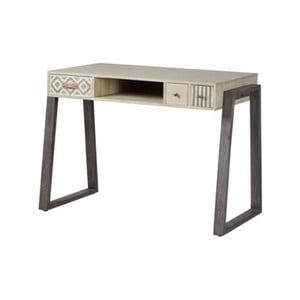 Konzolový stolík z masívneho mangového dreva Woodjam Doyle, šírka 112 cm