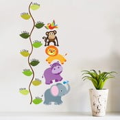 Samolepka Jungle meter, 160 cm