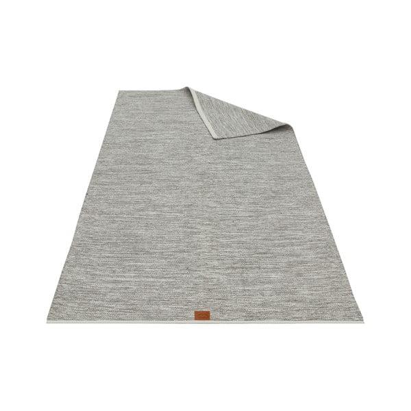 Sivý koberec Hawke&Thorn Parker, 120x180 cm