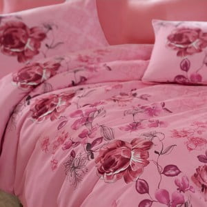 Obliečky Angle Pink Purple, 200x220 cm