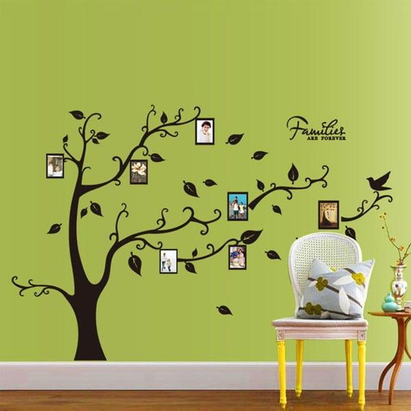Dekoratívna samolepka Family Tree
