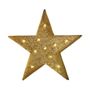 Svetelná nástenná dekorácia Graham&Brown Star