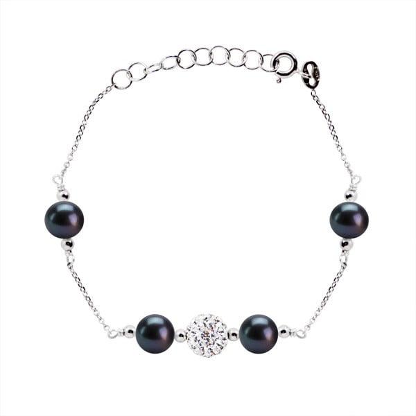 Náramok s riečnymi perlami Dominiki