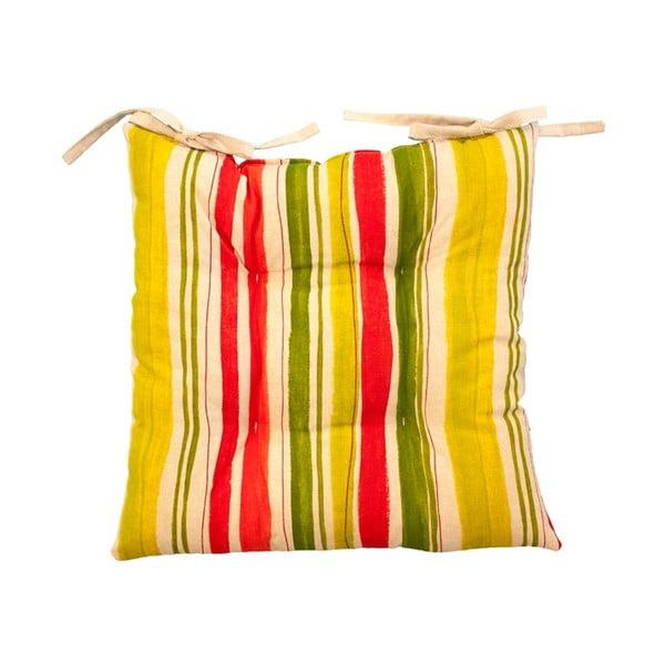 Podložka na sedenie Jungle Stripes, 40x40 cm