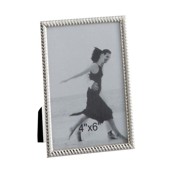 Fotorámik s kovovým rámikom Moderna, 10x15 cm