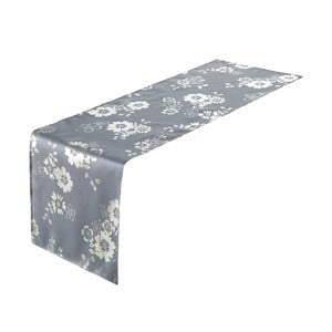 Behúň na stôl Unimasa Deed Polyester Blue, 45 x 150 cm