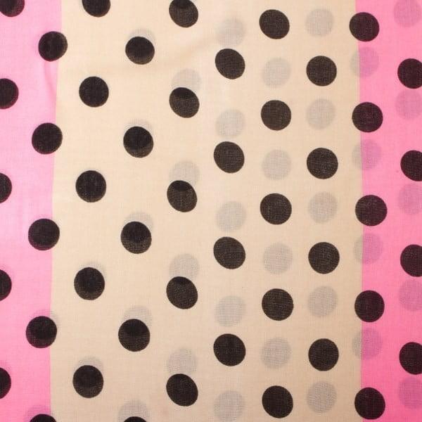Šatka Dream Circus Pink