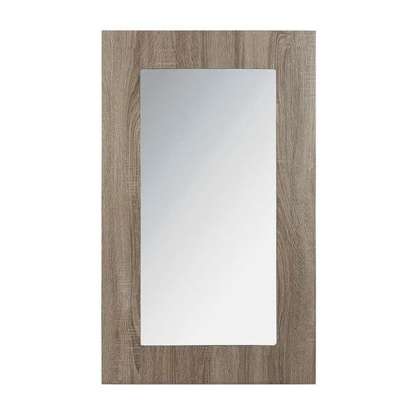 Nástenné zrkadlo In Natural, 60x100 cm