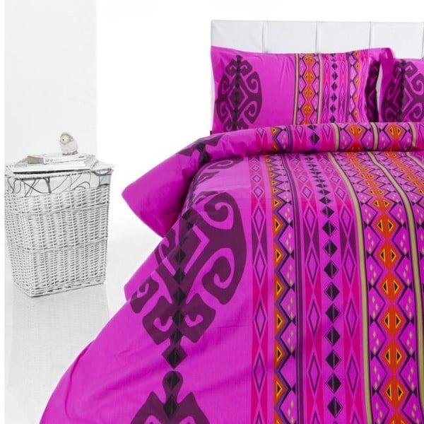 Obliečky Marbel Pink, 200x220 cm