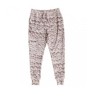 Dámske ružové nohavice Snurk Twirre, S