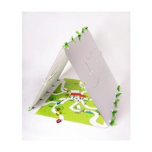 Domček Unlimited Design For Children Zelená cesta