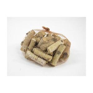 Dekoratívne brezové drevo Pieces, 500 g