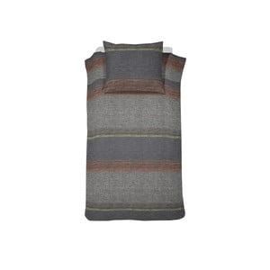 Obliečky Norval Grey, 140x200 cm