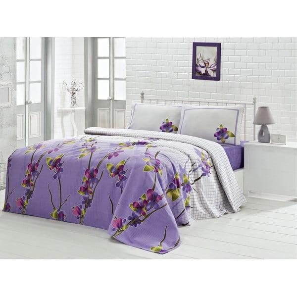 Prikrývka na posteľ Pique 202, 200x235 cm