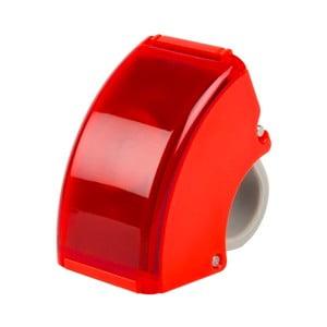 Červené USB zadné svetlo Bookman