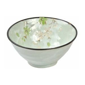 Porcelánová miska Tokyo Design Studio Green Cosmos, 350 ml