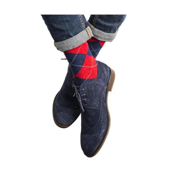 Štyri páry ponožiek Funky Steps Manto, univerzálna veľkosť