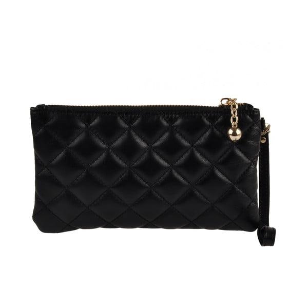 Listová kabelka  Tolone Black