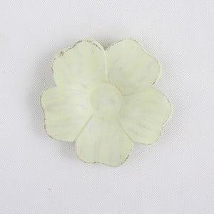 Svetlozelená dekoratívna miska na odkladanie kľúčov Dakls, ⌀ 14 cm
