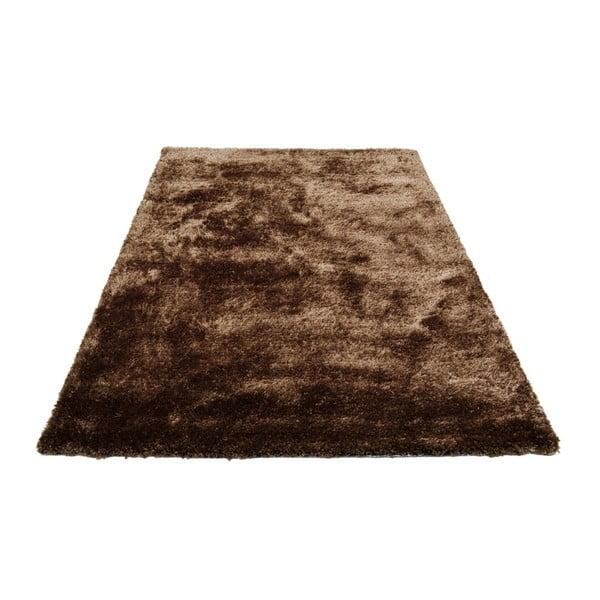Ručne tuftovaný koberec Bakero Monaco Taupe, 80x150 cm