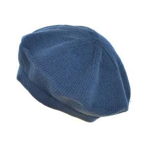 Modrý dámsky baret Art of Polo Tina