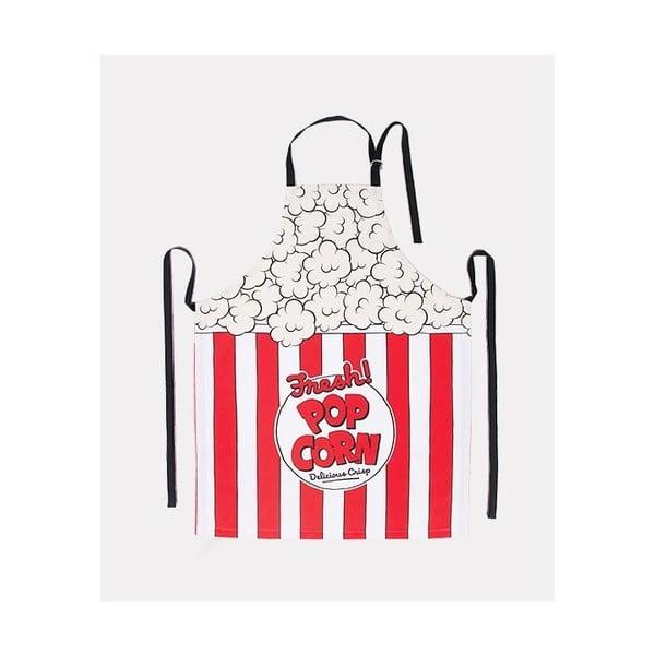 Kuchynská zástera Popcorn