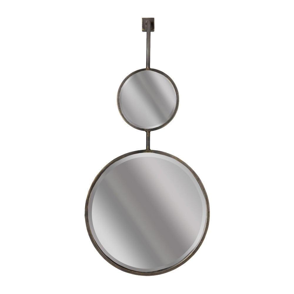 Dvojité nástenné zrkadlo BePureHome Chain, dĺžka 82 cm