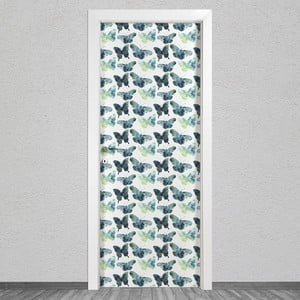 Samolepka na dvere LineArtistica Clotilde, 80×215cm