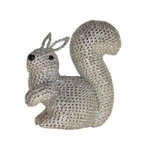 Dekoratívna soška Strass Squirrel