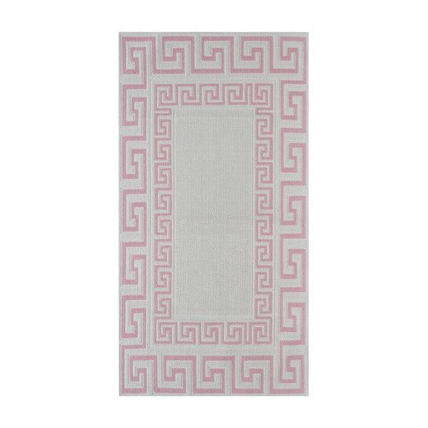 Púdrovoružový odolný koberec Vitaus Versace, 120x180cm