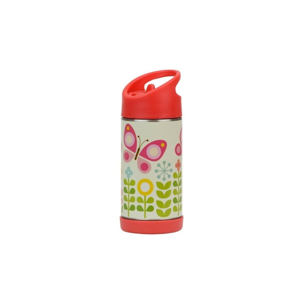 Termoska Petit collage Butterflies, 350 ml