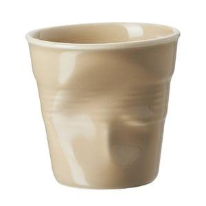 Pohárik na espresso Froisses 8 cl, pieskový