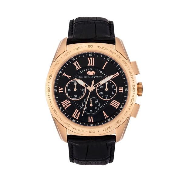 Pánske hodinky Rhodenwald&Söhne Jaxson Black