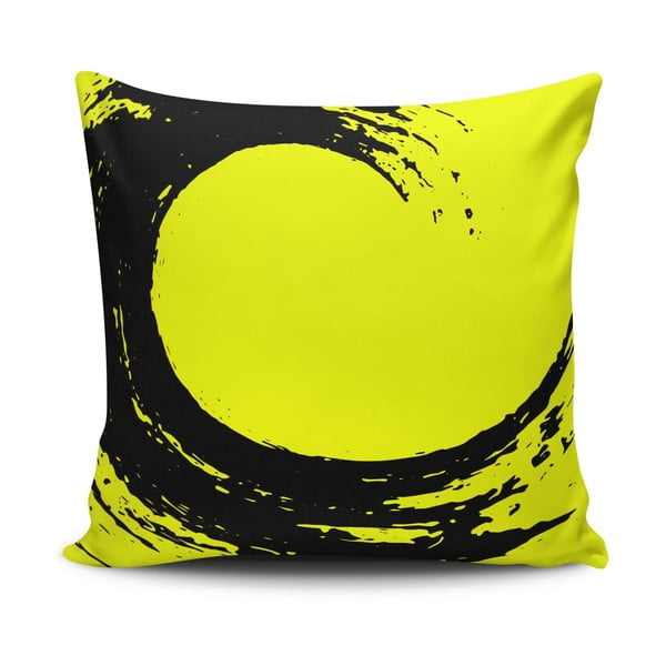 Obliečka na vankúš s prímesou bavlny Cushion Love Lesso, 45 × 45 cm