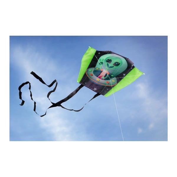 Lietajúci šarkan v plechovke Donkey Galactica