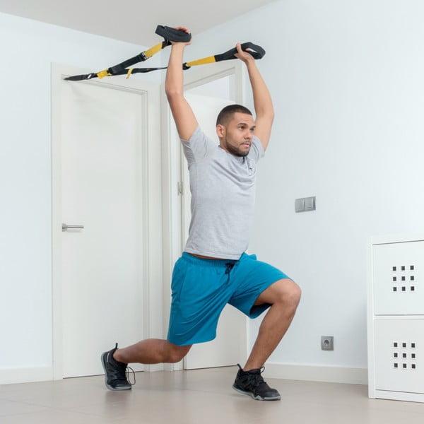 Závesný posilňovací systém Just Up Gym