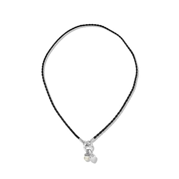 Náhrdelník so Swarovski Elements Pearl Crystal
