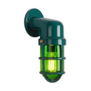 Zelené nástenné svietidlo Miloo Home Factory
