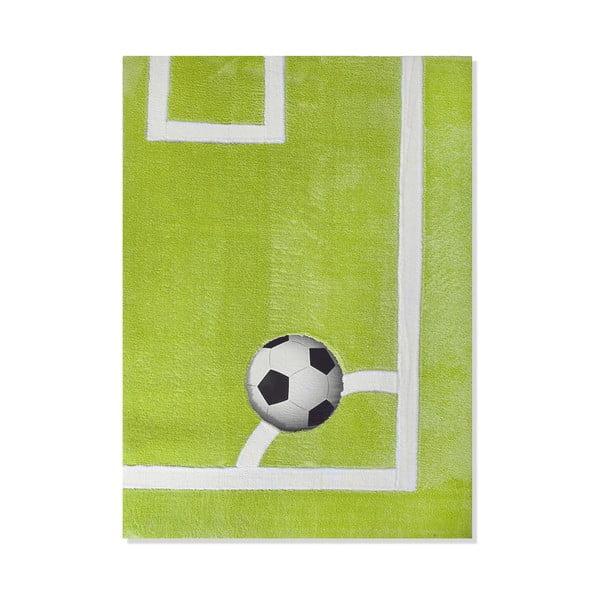 Detský koberec Mavis Football, 100x150 cm
