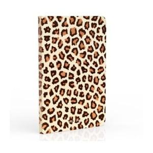 Obal Happy Plugs na iPad Air Leopard