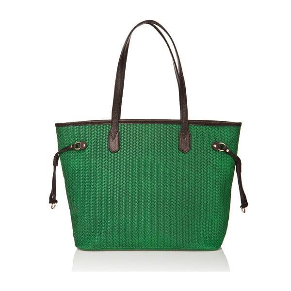 Kabelka Iris Green