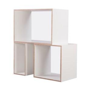 Sada 3 boxov Nørdifra Cubes