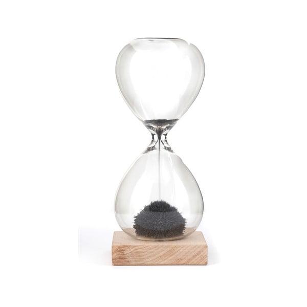 Presýpacie hodiny s magnetickým pieskom Kikkerland