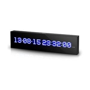 Nástenné LED hodiny s dátumom Calendar Wall Clock